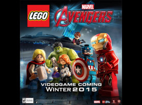 Warner Bros and Stan Lee Reveal Details Of Lego Avengers At Comic Con