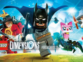 SDCC: LEGO Dimensions San Diego Comic-Con Hands-on Videogame Event