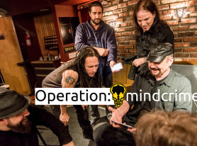 Geoff Tate's New Band OPERATION MINDCRIME To Release Debut Album Sept 18
