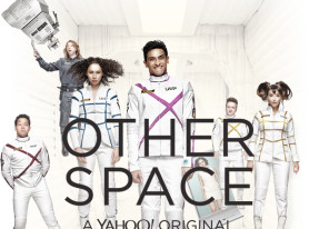 """Yahoo's """"Other Space"""" Cast Signing At Comic-Con"""