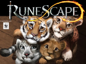 Runescape Joins With World Wildlife Fund To Protect Big Cats
