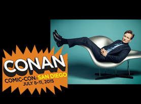 """SDCC: CONAN At Comic Con To Feature Casts Of """"Hunger Games,"""" """"Game of Thrones"""" and The Walking Dead"""""""