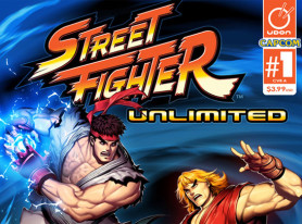 UDON Entertainment Announces Street Fighter Unlimited Comic Series