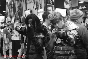 SDCC15 Mad Max Fury Road Cosplay JennIvy Creative Studios