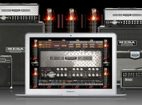 IK Multimedia And Mesa Engineering Proudly Announce That AmpliTube MESA/Boogie For Mac/PC Is Available Now