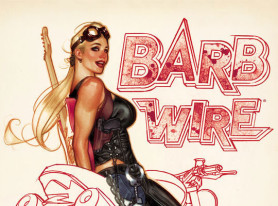 Comic Book Review: Barb Wire (2015) #2