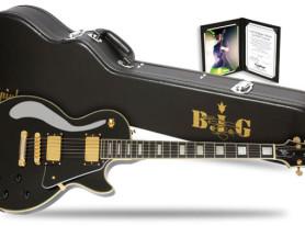 Introducing the Epiphone Ltd. Ed. Björn Gelotte (IN FLAMES) Les Paul Guitar