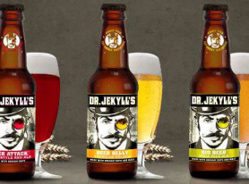 Dr. Jekyll's Releases First Craft Beer With Superfoods