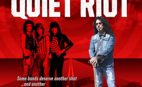 Metal Life Exclusive Interview With QUIET RIOT's Frankie Banali Discussing meNtal Health And More