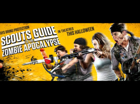 """""""Scouts Guide To The Zombie Apocalypse"""" Trailer Released"""