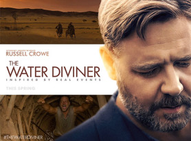 "Metal Life Review Of Russell Crowe's Directorial Debut ""The Water Diviner"""