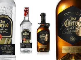 Jose Cuervo Launches Limited Edition Rolling Stones Bottles