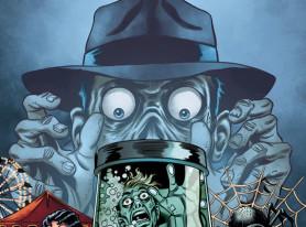 Comic Book Review: Dead Vengeance #1