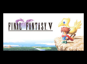FINAL FANTASY V Coming To PC This Month