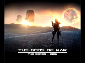 """""""Gods Of War"""" TV Series In Production, Described As Star Wars Meets Mad Max"""