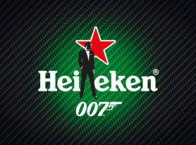 Heineken and James Bond Launch New TV Commercial for SPECTRE Movie