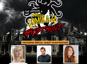 Get Your Tickets To The Official Stan Lee's Comikaze Ghost Hunt