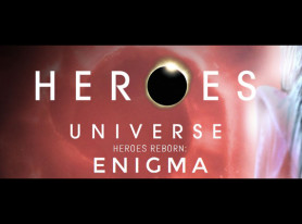 Behind the Scenes Look at HEROES REBORN: Enigma