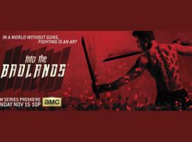 AMC's Into the Badlands Premieres November 15 Starring Daniel Wu