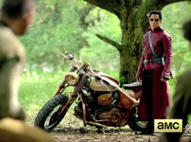 "Metal Life Interview With Daniel Wu, Star Of The New AMC Show ""Into The Badlands"""
