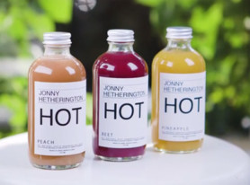 Jonny Hetherington, of ART OF DYING, Launches Hot Sauce Company