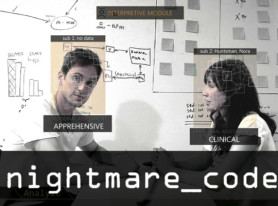 "Science Fiction Thriller ""Nightmare Code"" Coming To Big Screen At CalArts Nov 4"