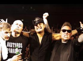 Metal Life Concert Photos: The Bones At the LKA In Stuttgart, Germany