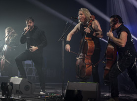 Metal Life Concert Photos: APOCALYPTICA in Stuttgart, Germany Oct 2015