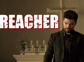 "AMC Releases World Premiere Of The Trailer For The Upcoming Series ""Preacher"""