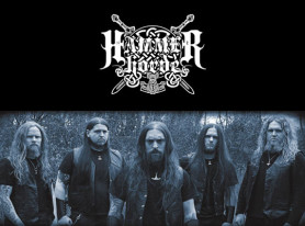 Metal Life Exclusive Interview With HAMMER HORDE