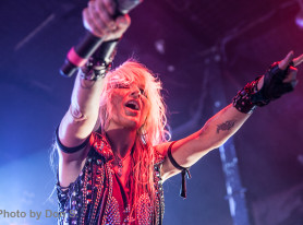 Metal Life photos of DORO in Germany