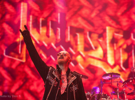 Metal Life Photos of JUDAS PRIEST and UFO in Germany