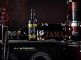COLDCOCK Whiskey Returns to NAMM 2016