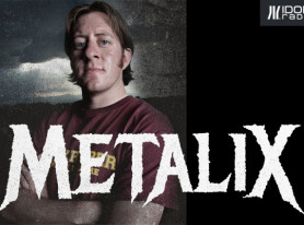 Metal Life exclusive interview with Metalix show host