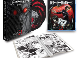 The DEATH NOTE Anime Makes Its First Ever Blu-ray Debut On March 1st