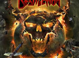 DESTRUCTION Reveal Cover Artwork For 'Under Attack'