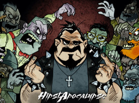 CADAVERIA to be main characters in HipstApocalypse video game