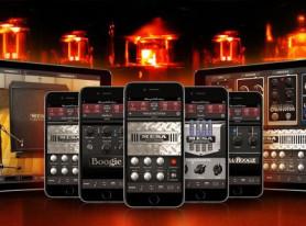 IK Multimedia and Mesa Engineering introduce AmpliTube MESA/Boogie for iPhone and iPad
