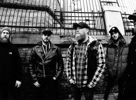 IN MOURNING premiere new song
