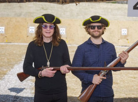 Ozzy and Jack Osbourne Soak In American History for New Mystery Project