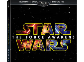 Star Wars: The Force Awakens Blu-Ray/DVD Coming April 2016