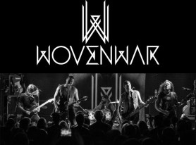 Metal Life exclusive interview with Wovenwar at NAMM 2016