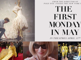 "Movie Review: ""The First Monday In May"", a documentary about one of New York's big art events"