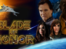 science fiction TV show Blade of Honor stills released