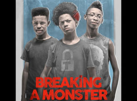 BREAKING A MONSTER documentary about Africa's teen metal band 'Unlocking The Truth'