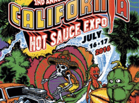 San Diego Hot Sauce Companies Head to California Hot Sauce Expo