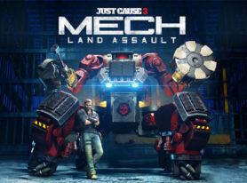 Just Cause 3: Mech Land Assault Due June 3
