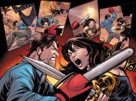 Scott Lobdell Writes All New Army Of Darkness / Xena Warrior Princess Crossover