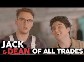 UK's Jack And Dean Of All Trades- A Show Of Wit, Wisdom, and Temps