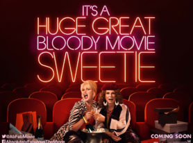 Absolutely Fabulous The Movie out July 22